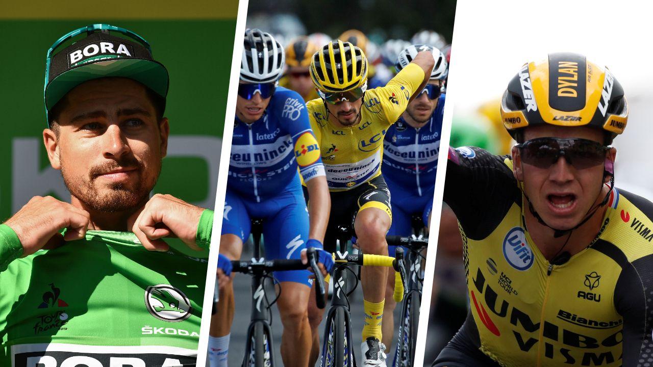 Cyclisme - Tour de France - Sagan, Alaphilippe, Groenewegen : 5 raisons de suivre la 10e étape