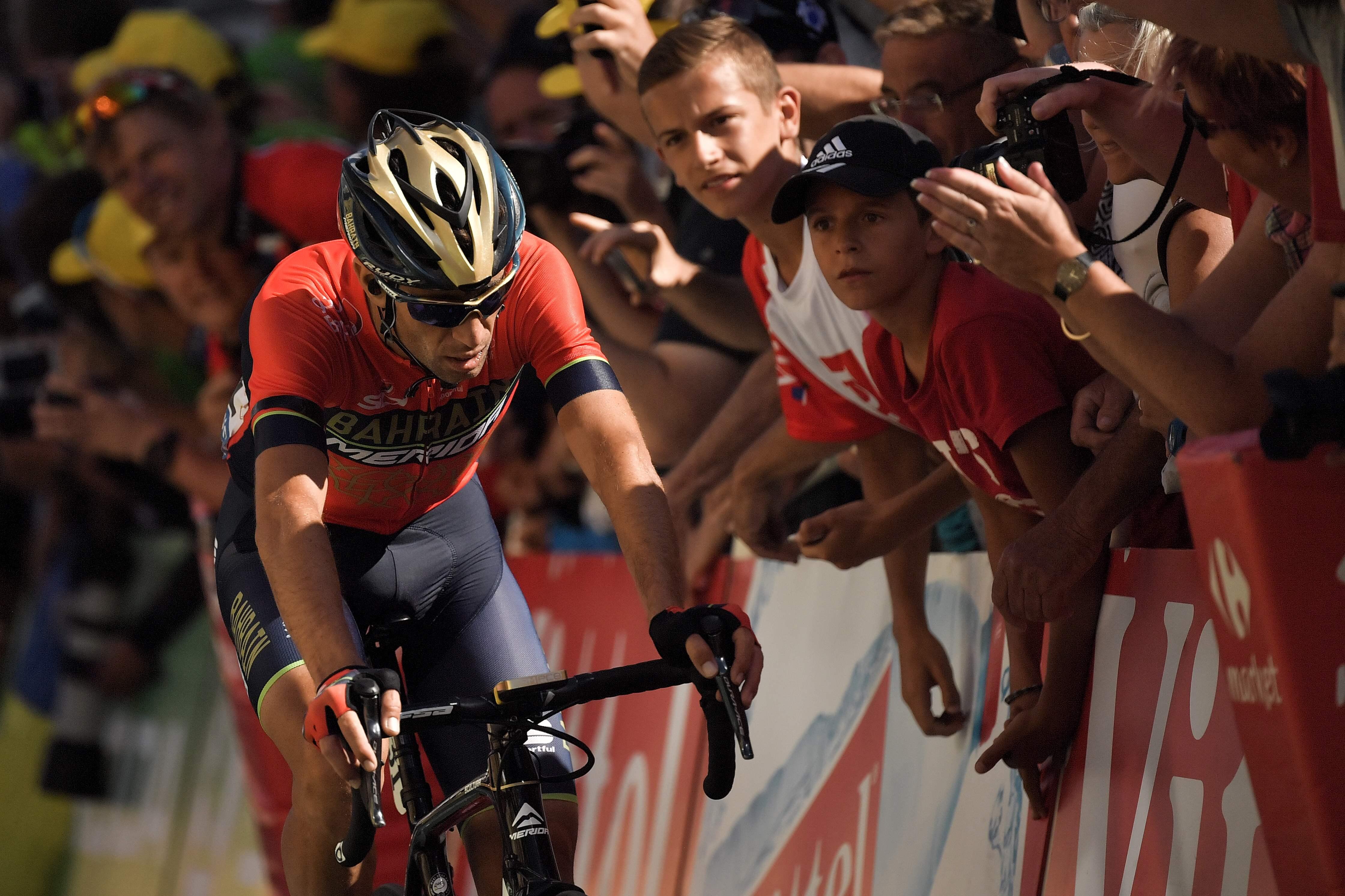 Cyclisme -  Tour de France - Tour de France 2018: Nibali contraint à l'abandon