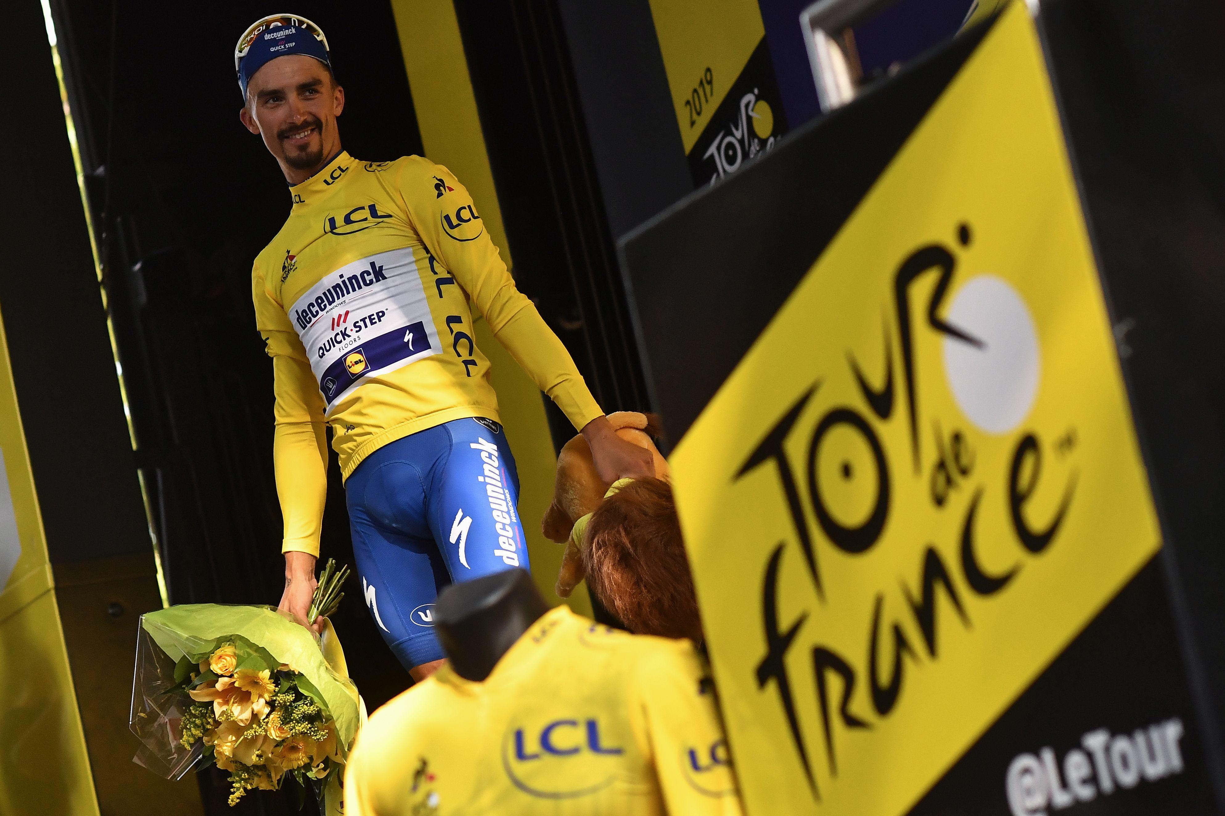 Cyclisme - Tour de France - Tour de France 2019 : Alaphilippe, Ineos, Pinot... 5 raisons de suivre la 13e étape