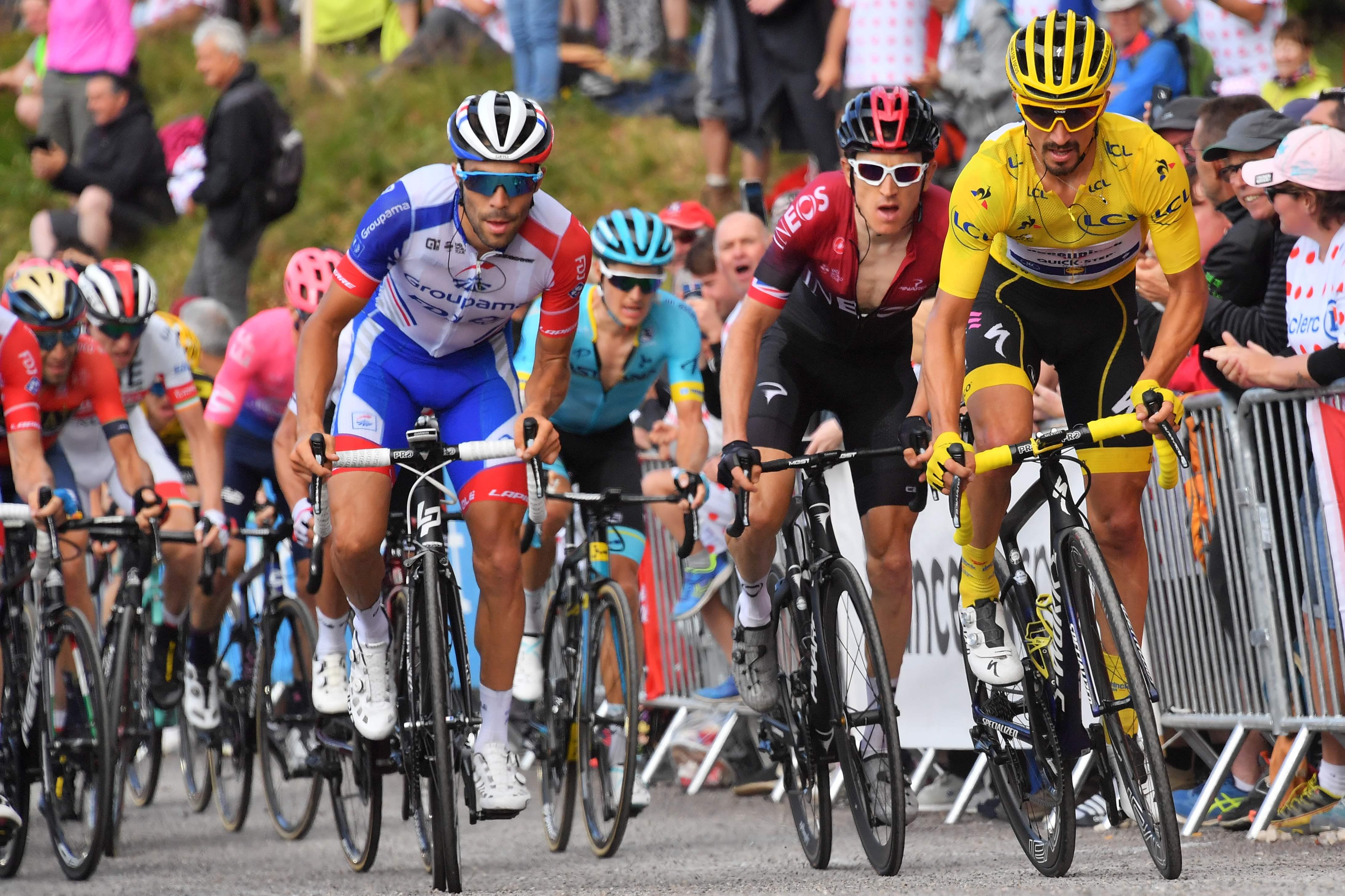 Cyclisme - Tour de France - Tour de France 2019 : Alaphilippe, Pinot, Ineos... le premier bilan après 10 étapes
