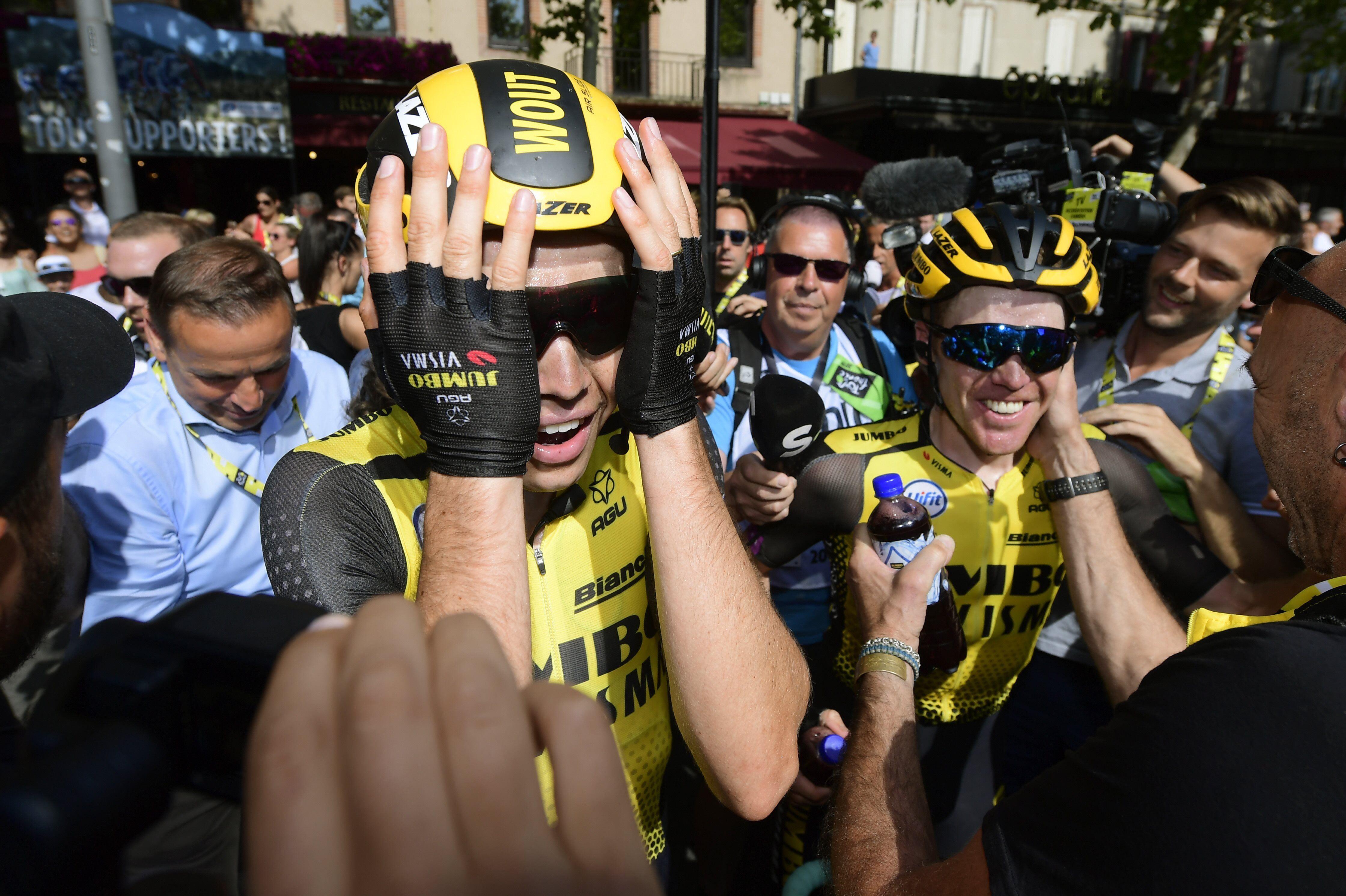 Cyclisme - Tour de France - Tour de France 2019 : Vent de folie sur la Grande Boucle