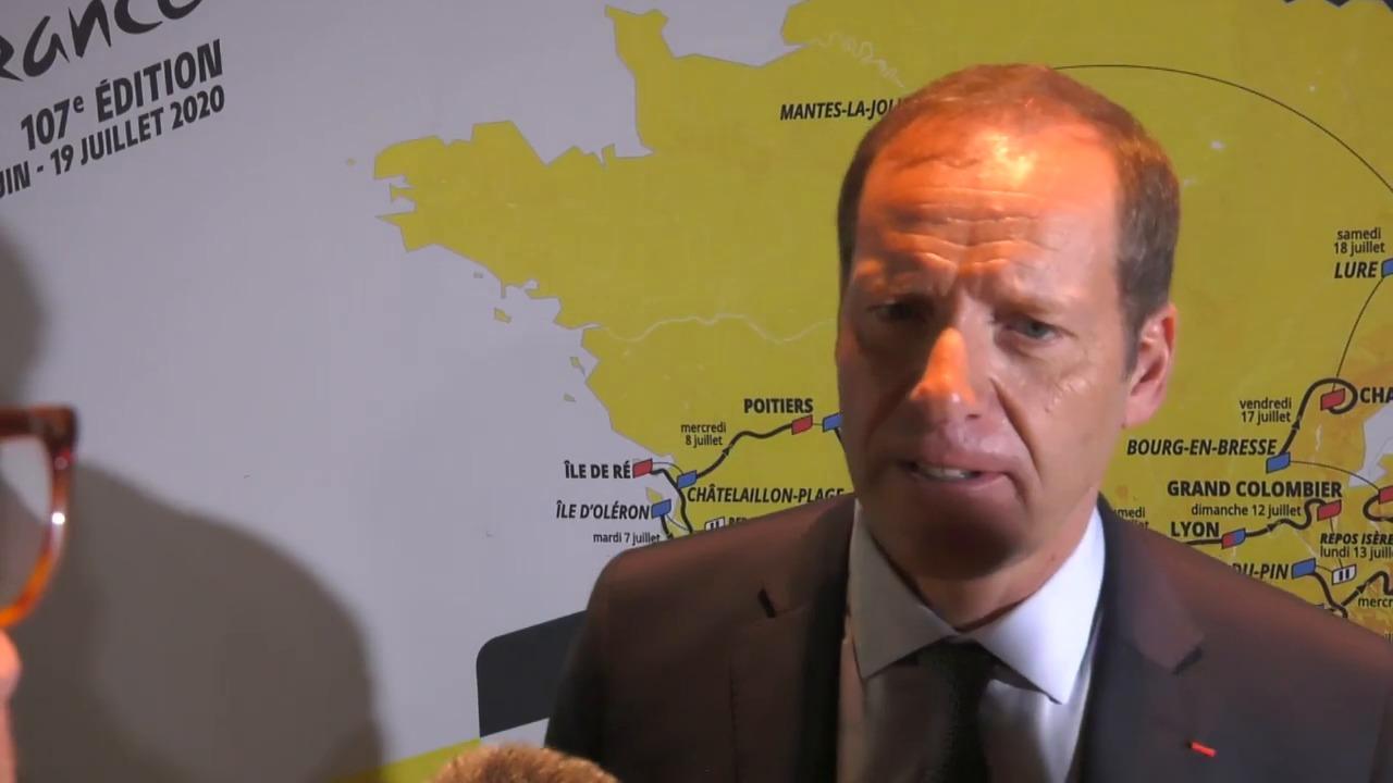 Cyclisme - Tour de France - Tour de France 2020: des hommages à Poulidor, Chirac ou Blondin