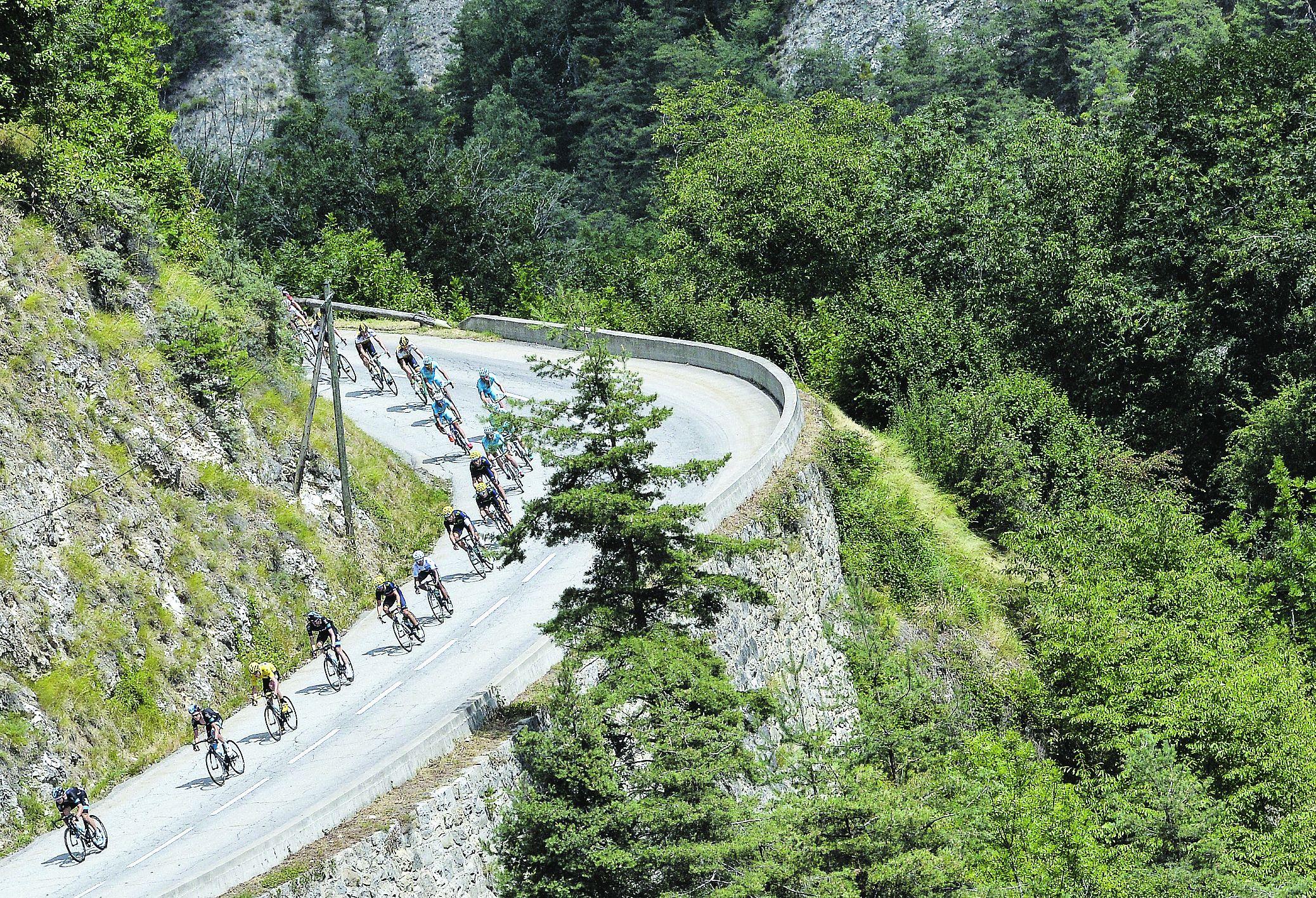 Cyclisme - Tour de France - Tour de France: cinq questions (essentielles) avant la montagne