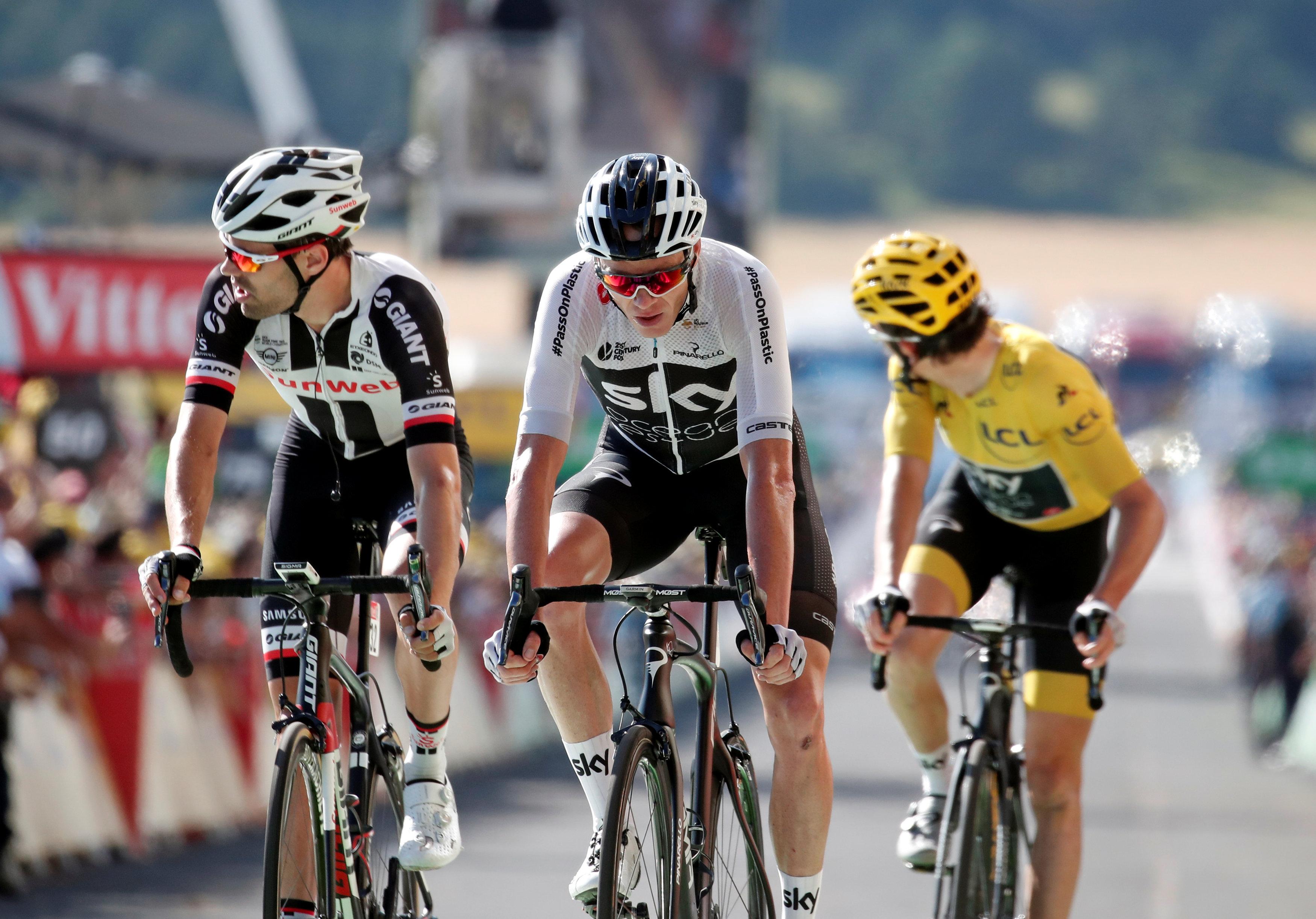 Cyclisme -  Tour de France - Tour de France : duels aux sommets