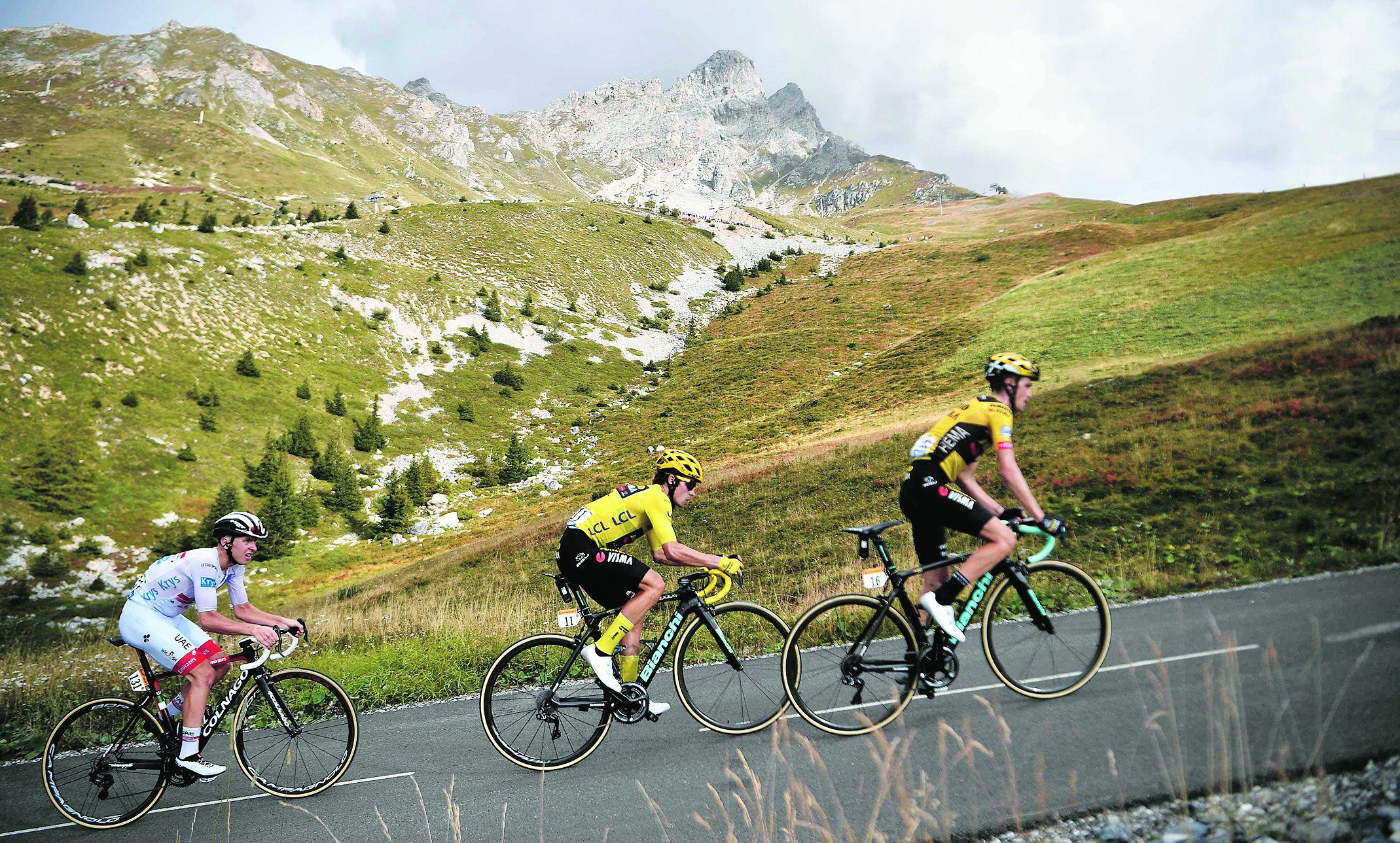 Cyclisme - Tour de France - Tour de France: Primoz Roglic a fait le plus dur