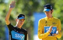 Chris Froome-Bradley Wiggins