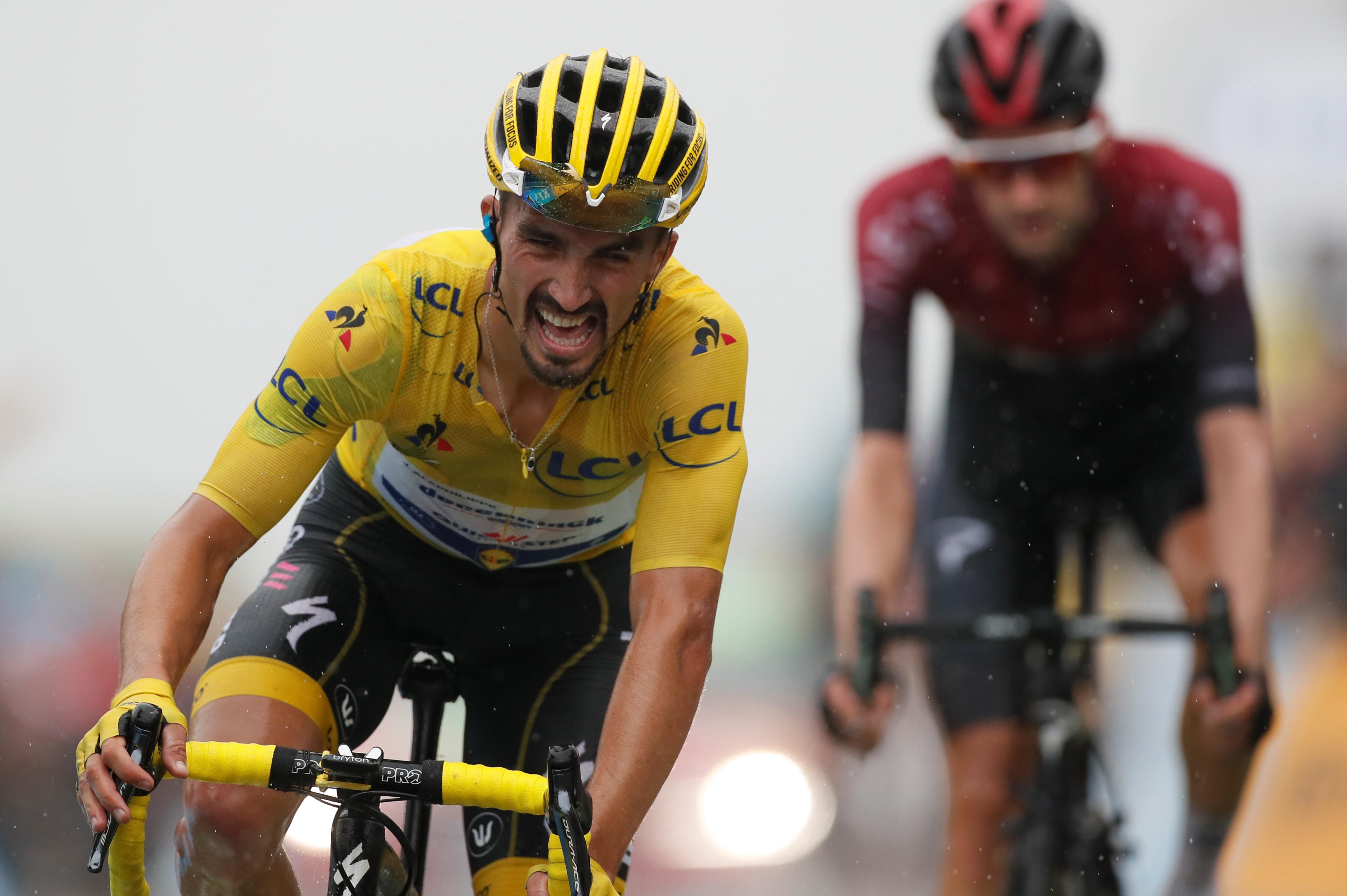 Cyclisme - Tour de France - Yates, Pinot, Alaphilippe : Ce qu'il faut retenir de la 15e étape du Tour