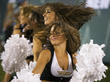 New York Jets Flight Crew cheerleader