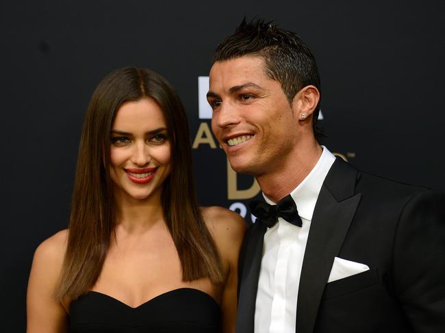 Cristiano Ronaldo And Irina Shayk 2013 Irina Shayk Cristiano
