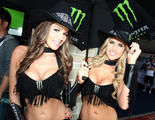 Grid Girls - Moto GP Austin