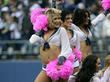 Seattle Seahawks cheerleaders