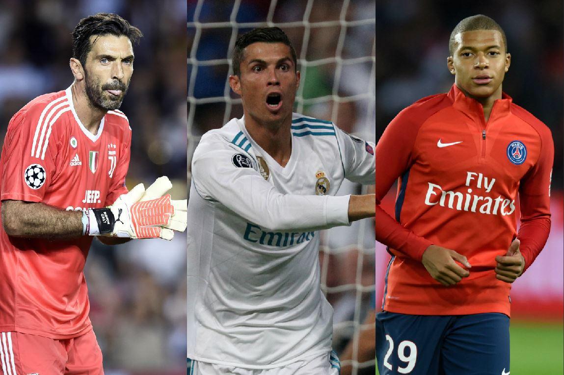 Football - Français, Ligue 1, absents : 5 questions sur la liste pour le onze Fifa de l'année