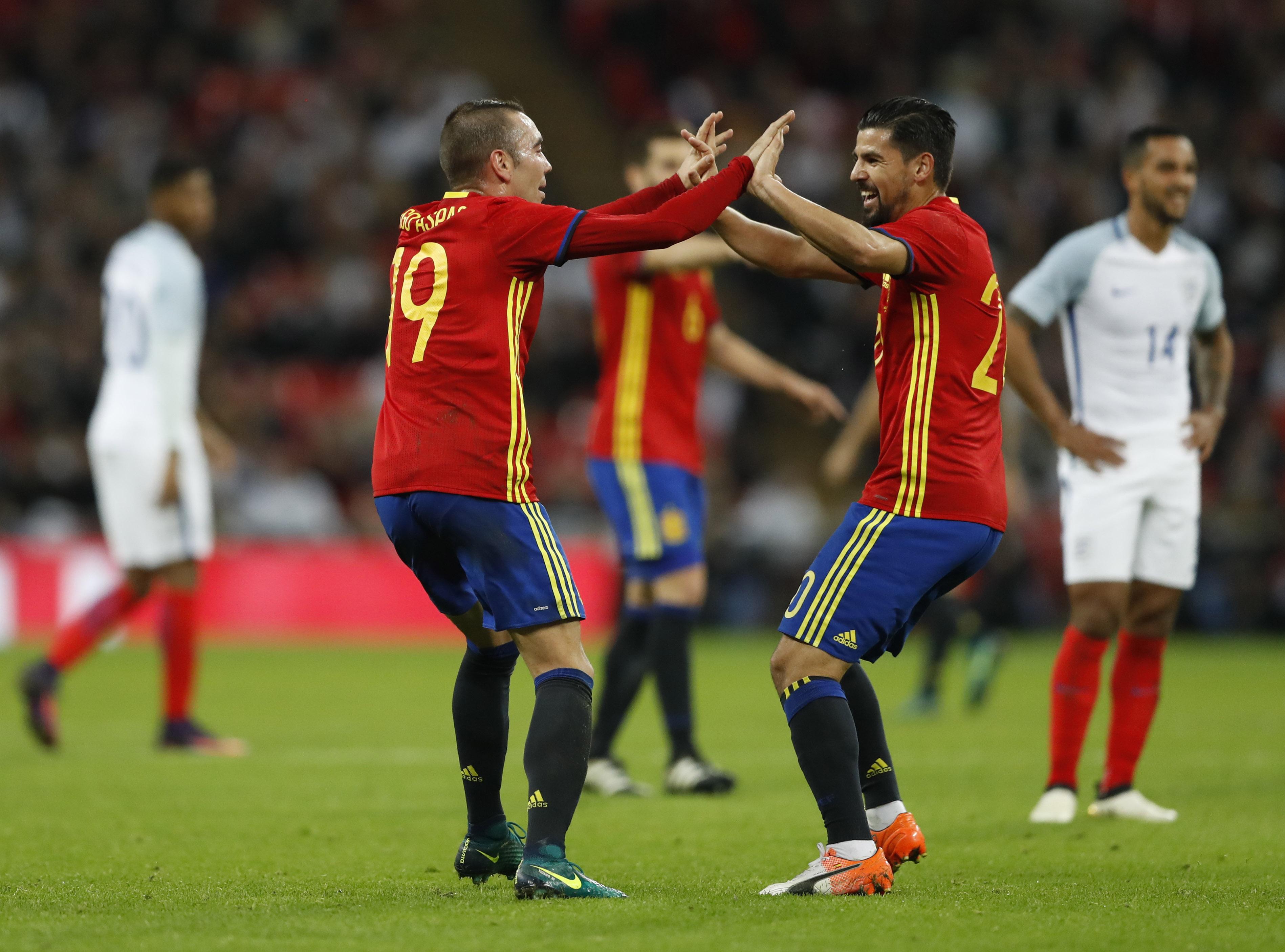 L Espagne Arrache Un Nul Inespere A Wembley Football