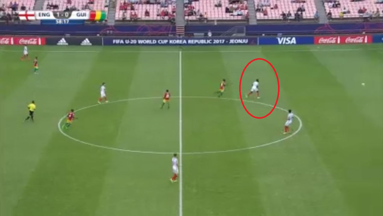 Football - CM U20 : L'improbable CSC de 45 mètres d'un jeune de Chelsea