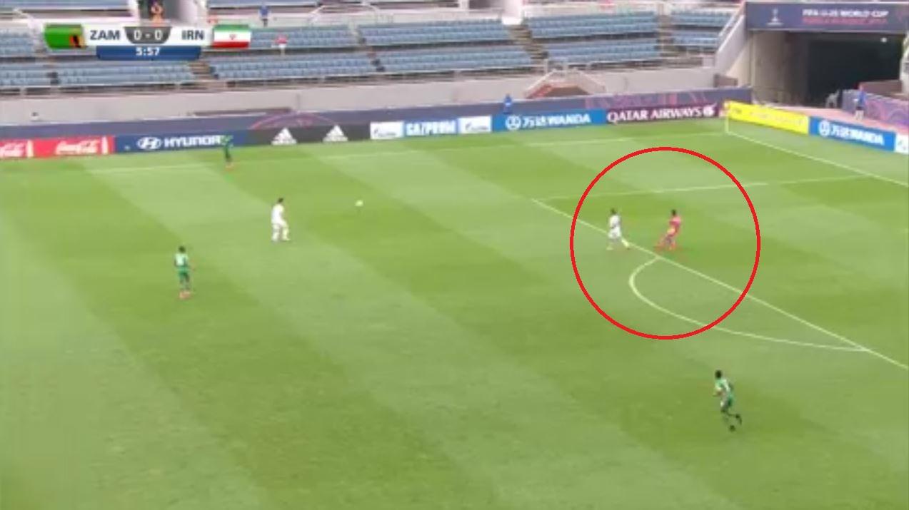 Football - CM U20 : Le cadeau du gardien zambien face à l'Iran