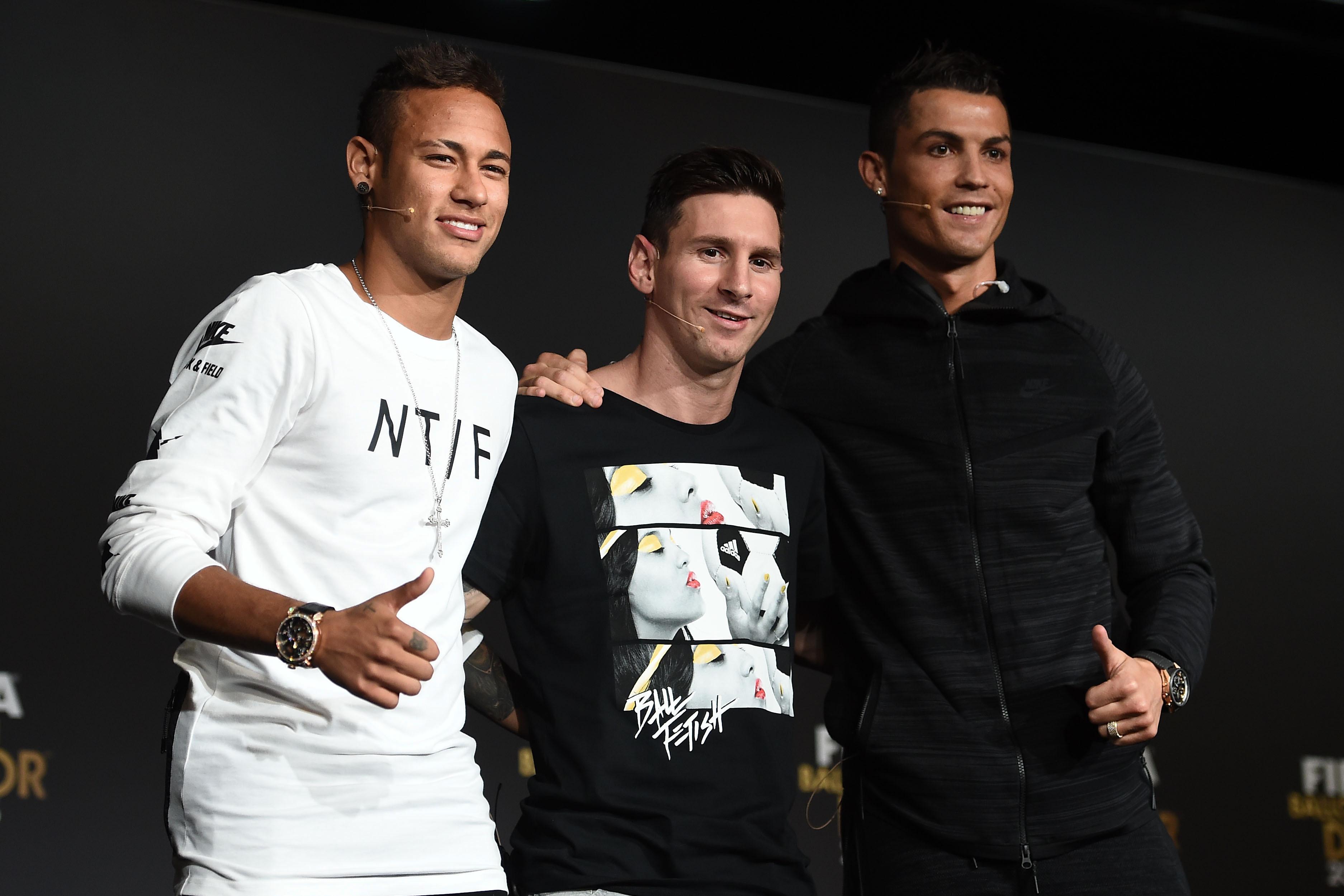 Football - Cristiano Ronaldo, footballeur le mieux rémunéré au monde