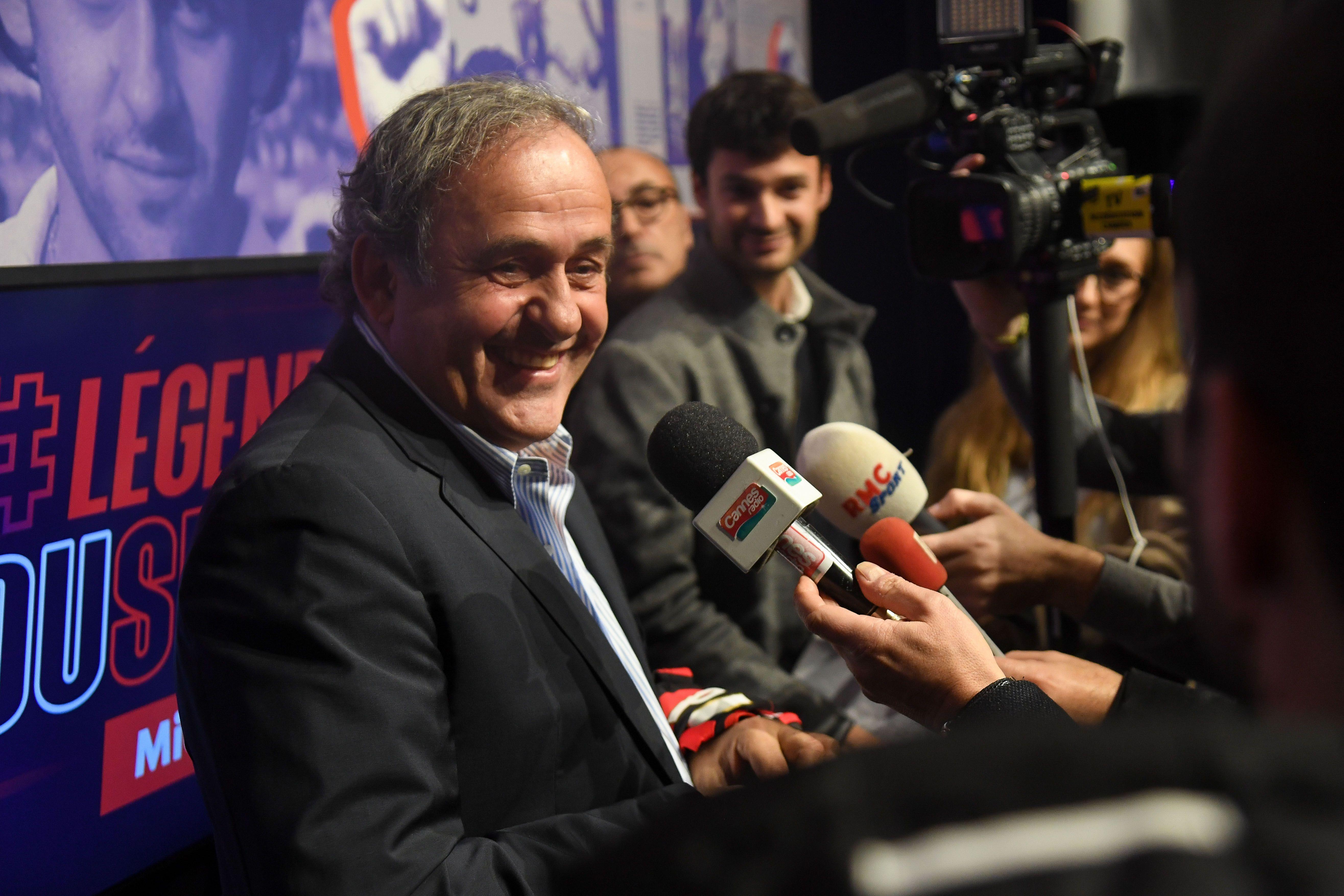 Football - De retour aux affaires, Platini s'engage pour défendre les intérêts des joueurs