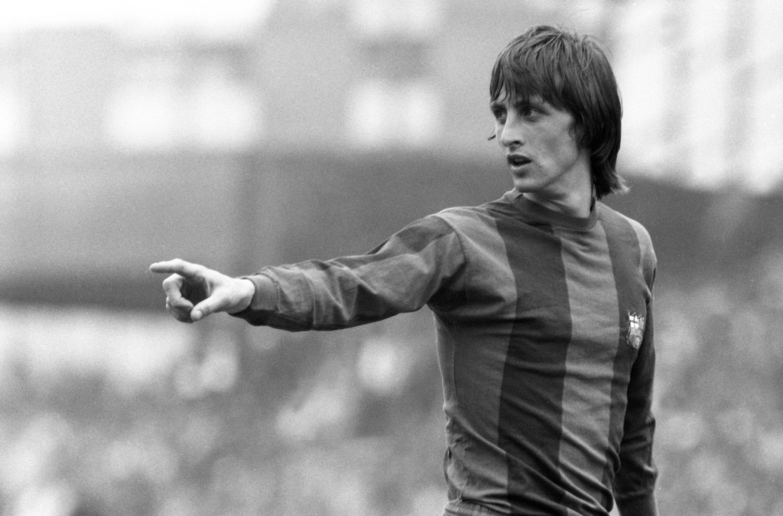 Football - Décès de Johan Cruyff, un an déjà
