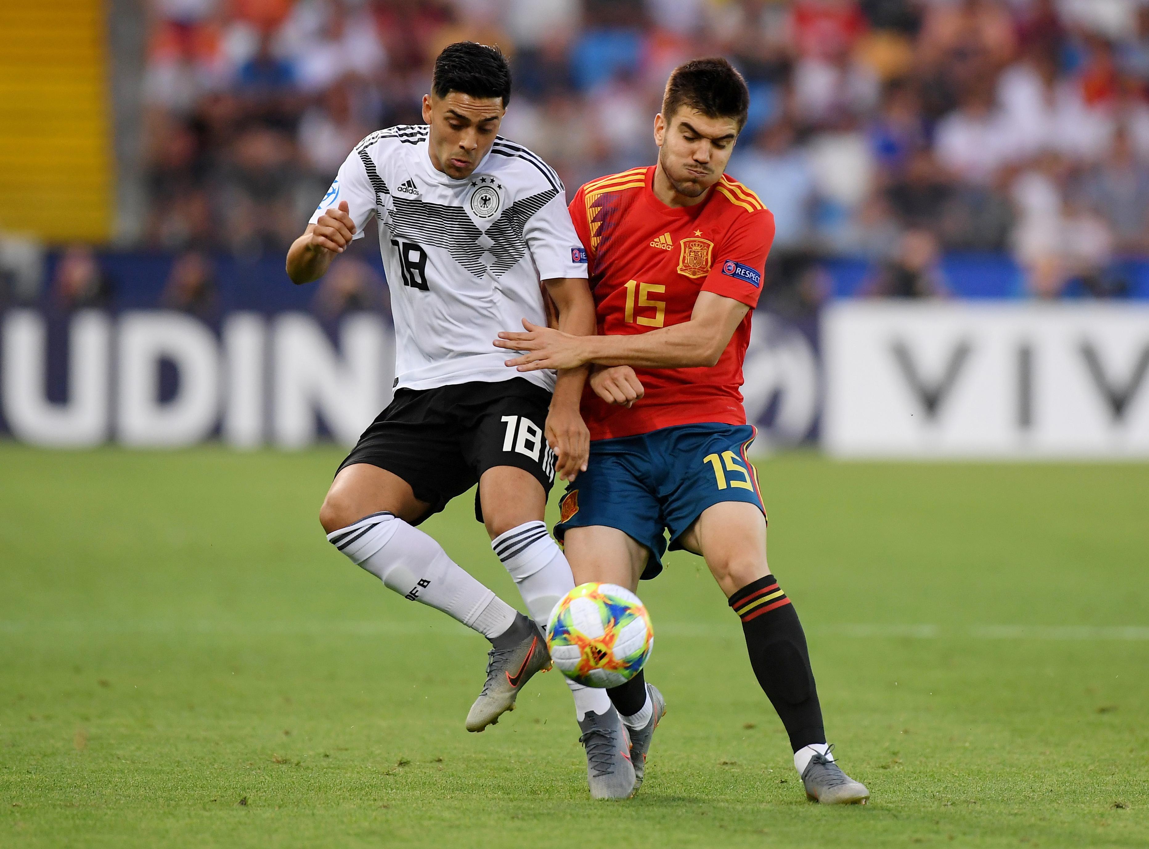 Football - Euro Espoirs : la finale Allemagne-Espagne en direct