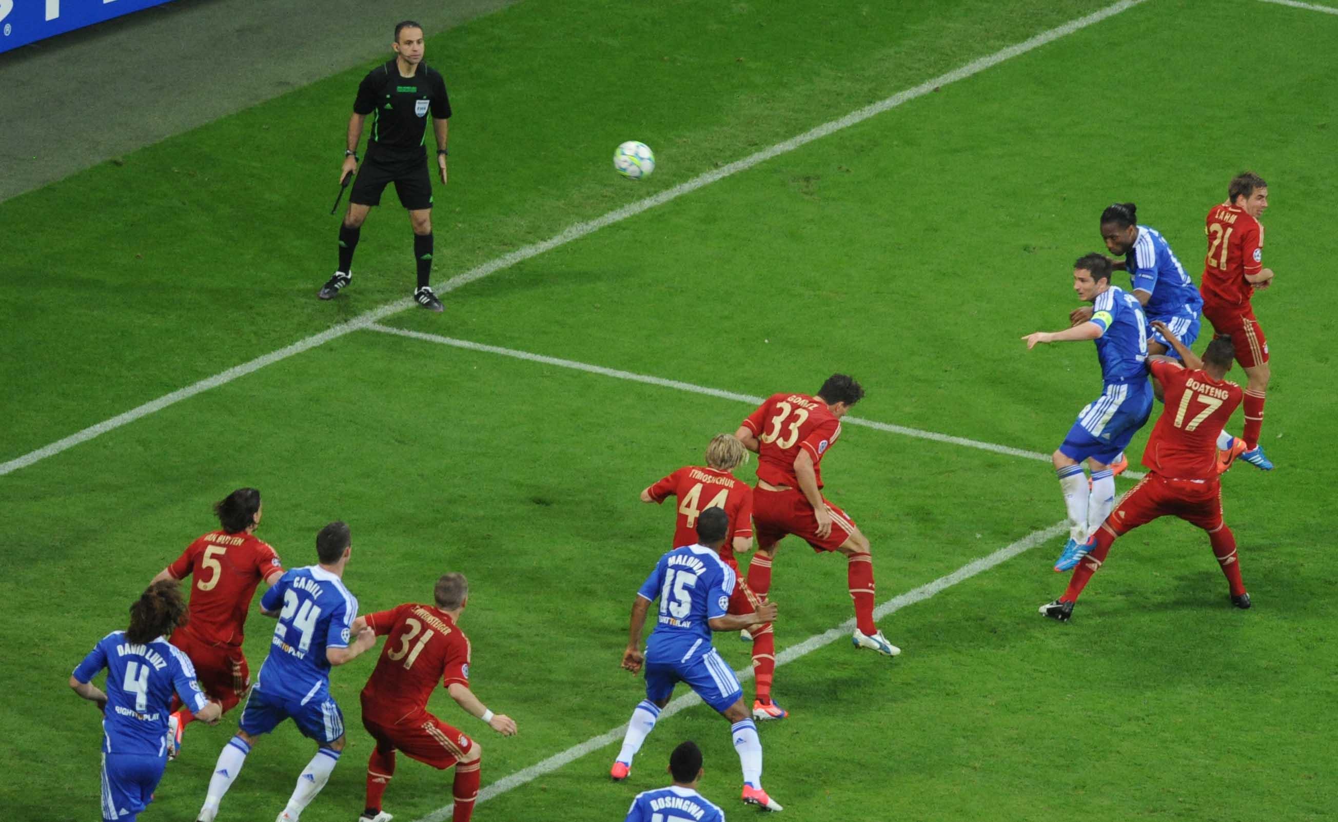 Football - Foot nostalgie : le jour où Didier Drogba mena Chelsea au sacre en Ligue des champions