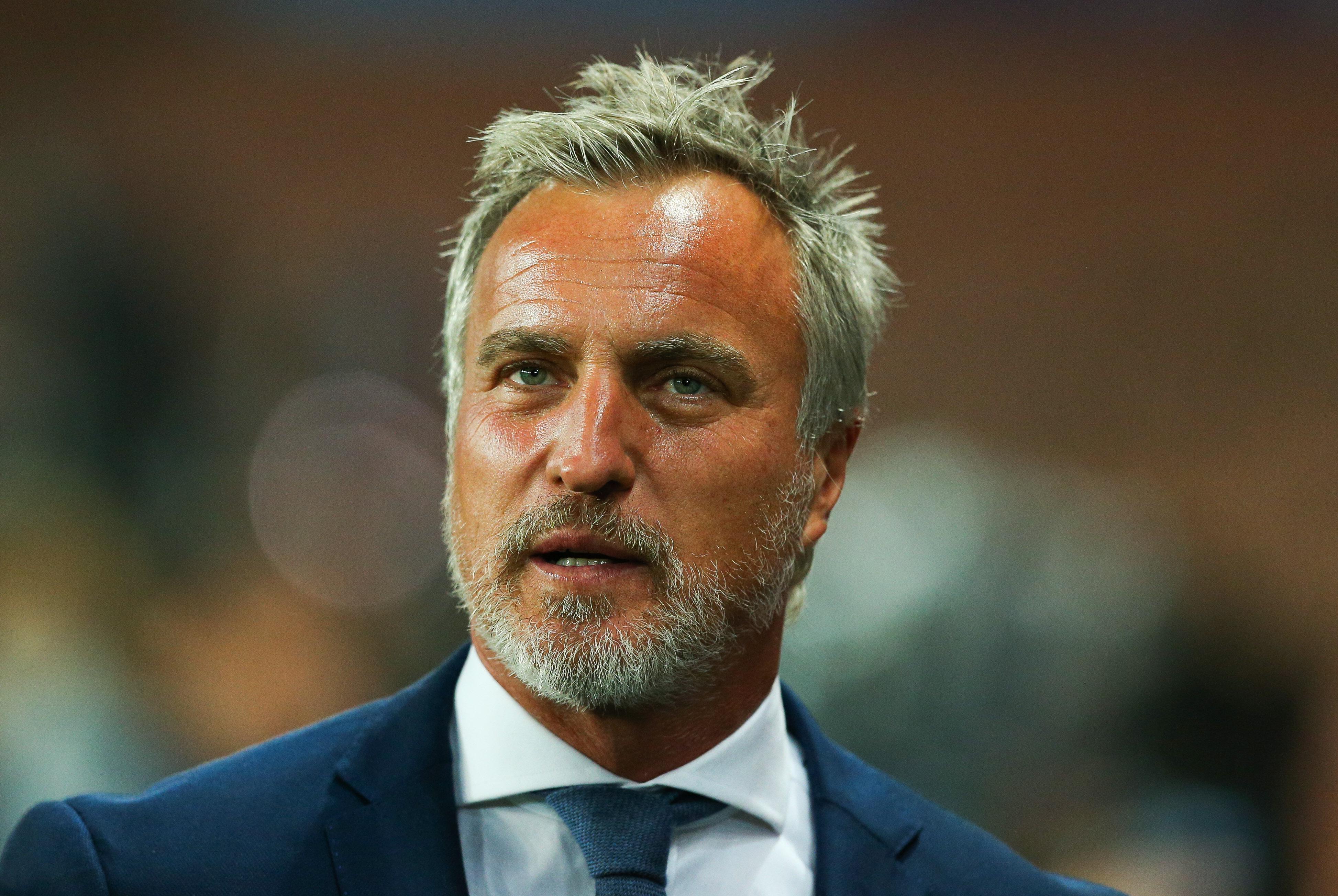 Football - Ginola : «Deschamps m'a empêché de réaliser mon rêve»
