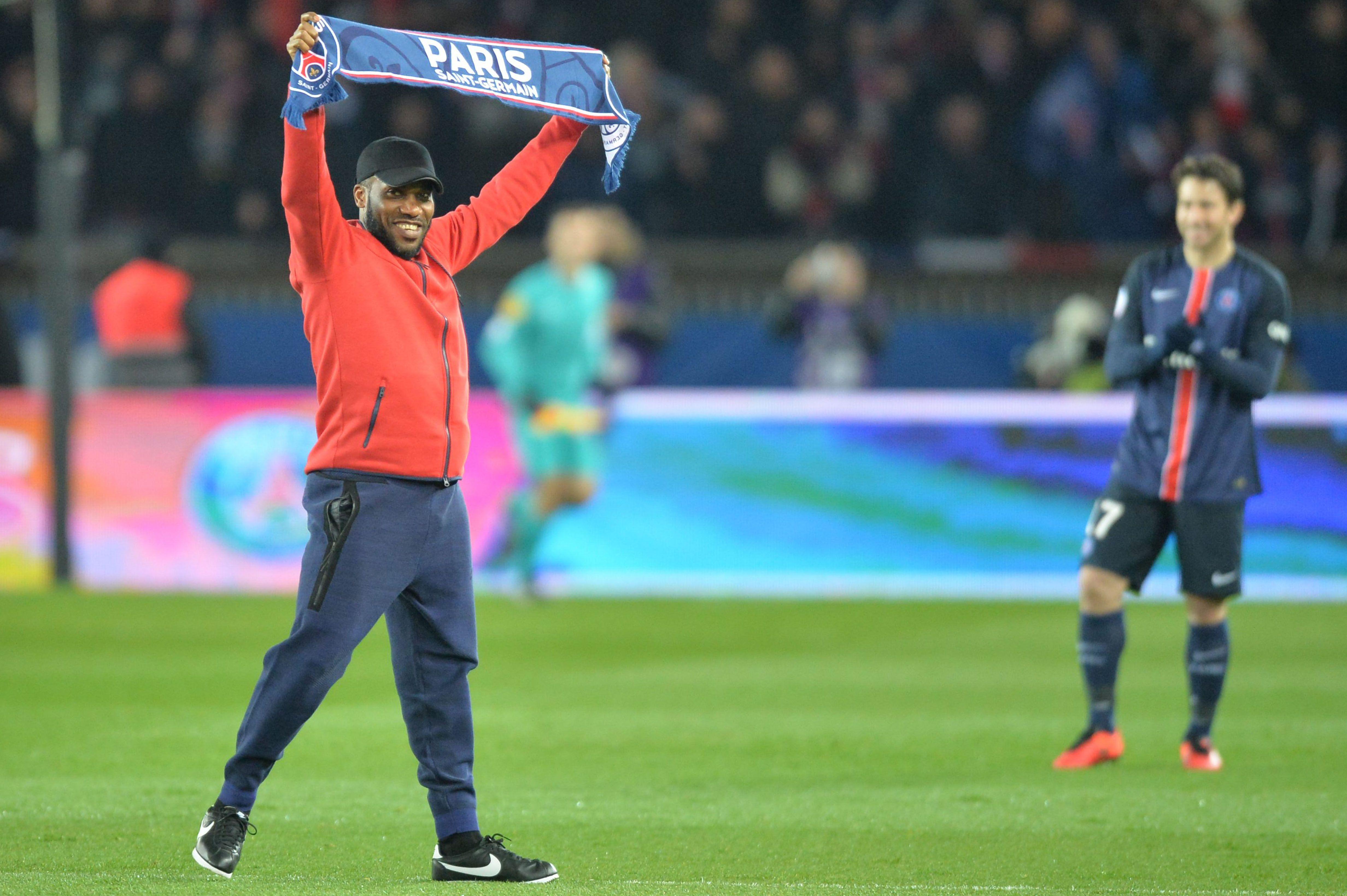 Football - Joyeux anniversaire Jay Jay Okocha