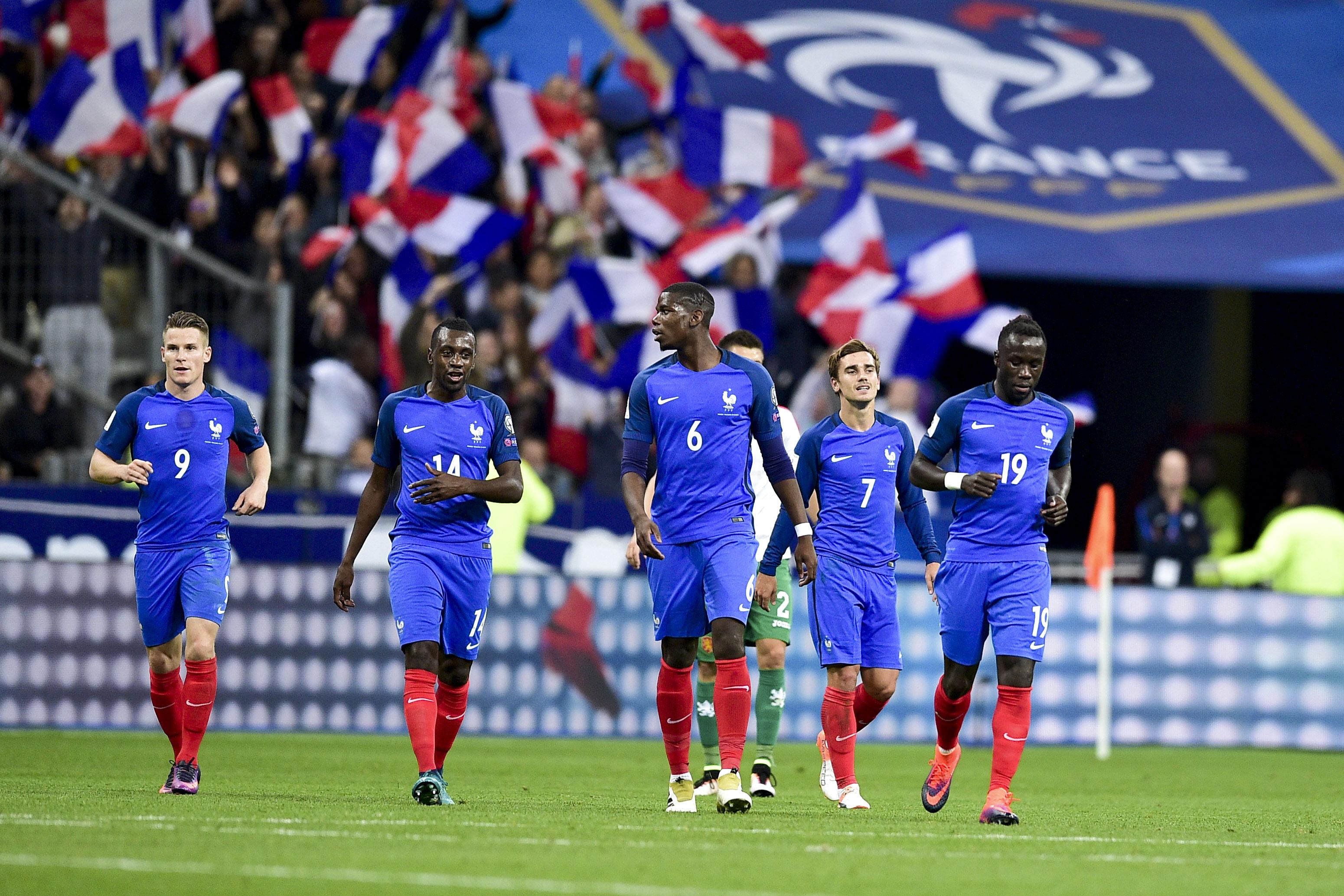 Football - L'équipe de France encore sur M6 au Mondial 2018 ?