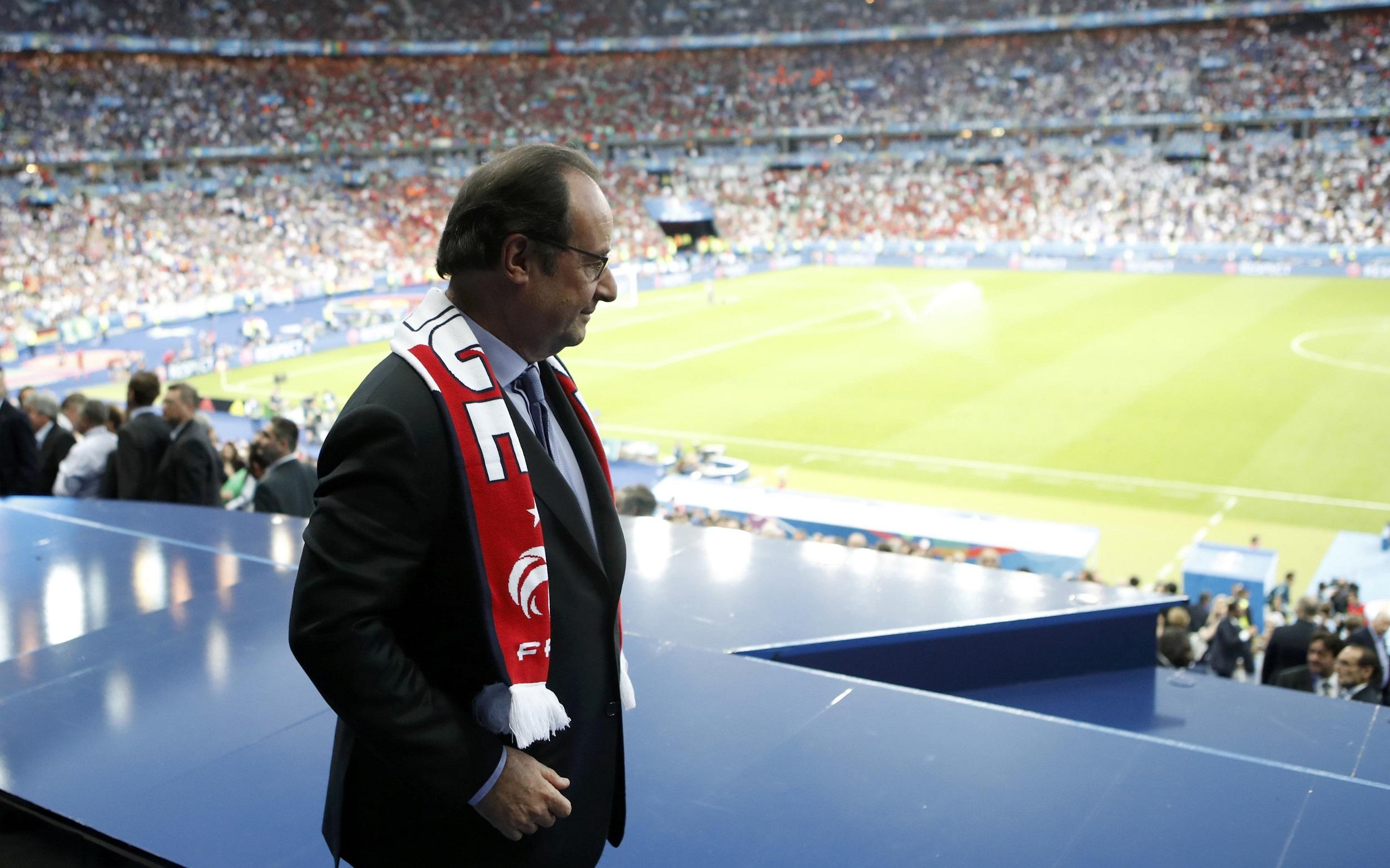 Football - L'UNFP tacle sèchement le président Hollande et dénonce un dérapage populiste