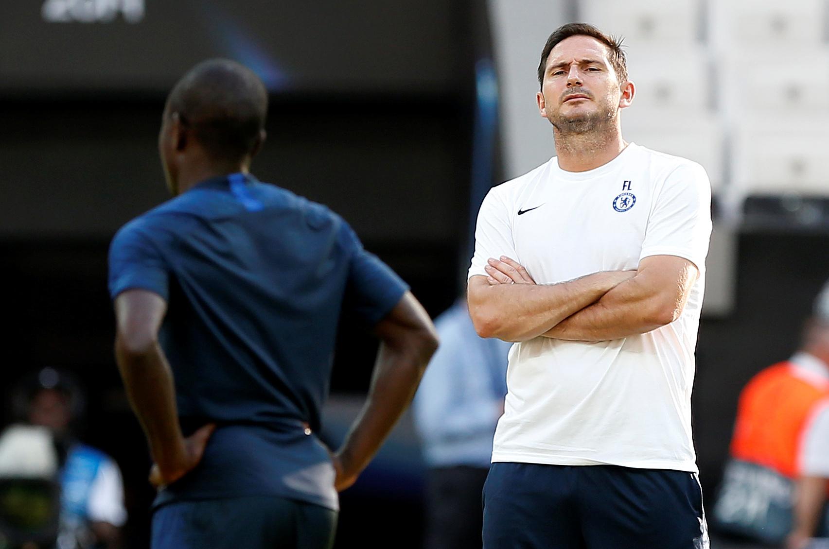 Football - Lampard sur Hazard : «Les joueurs passent, Chelsea reste»