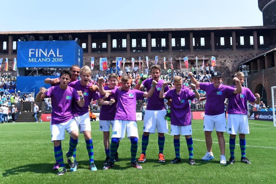 Football - Le FC Maribor champion du monde de l'amitié