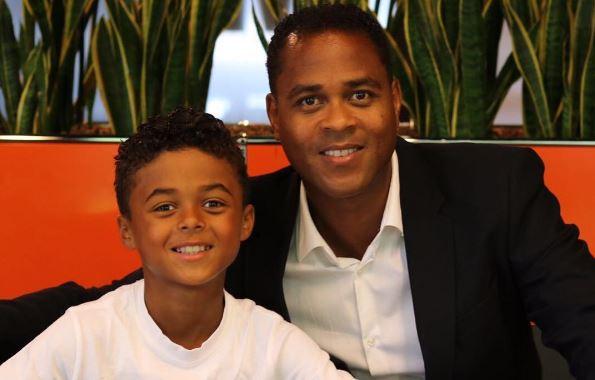 Football - Le fils de Patrick Kluivert signe un contrat avec Nike... à neuf ans