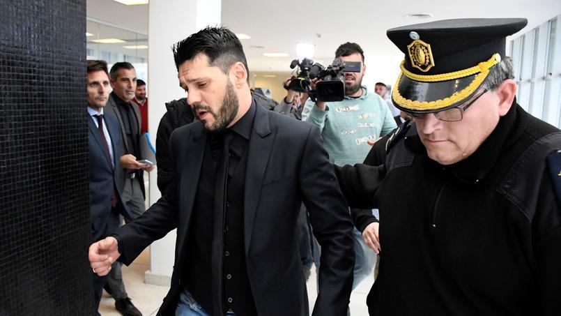 Football - Le frère de Lionel Messi condamné pour port d'arme illégal