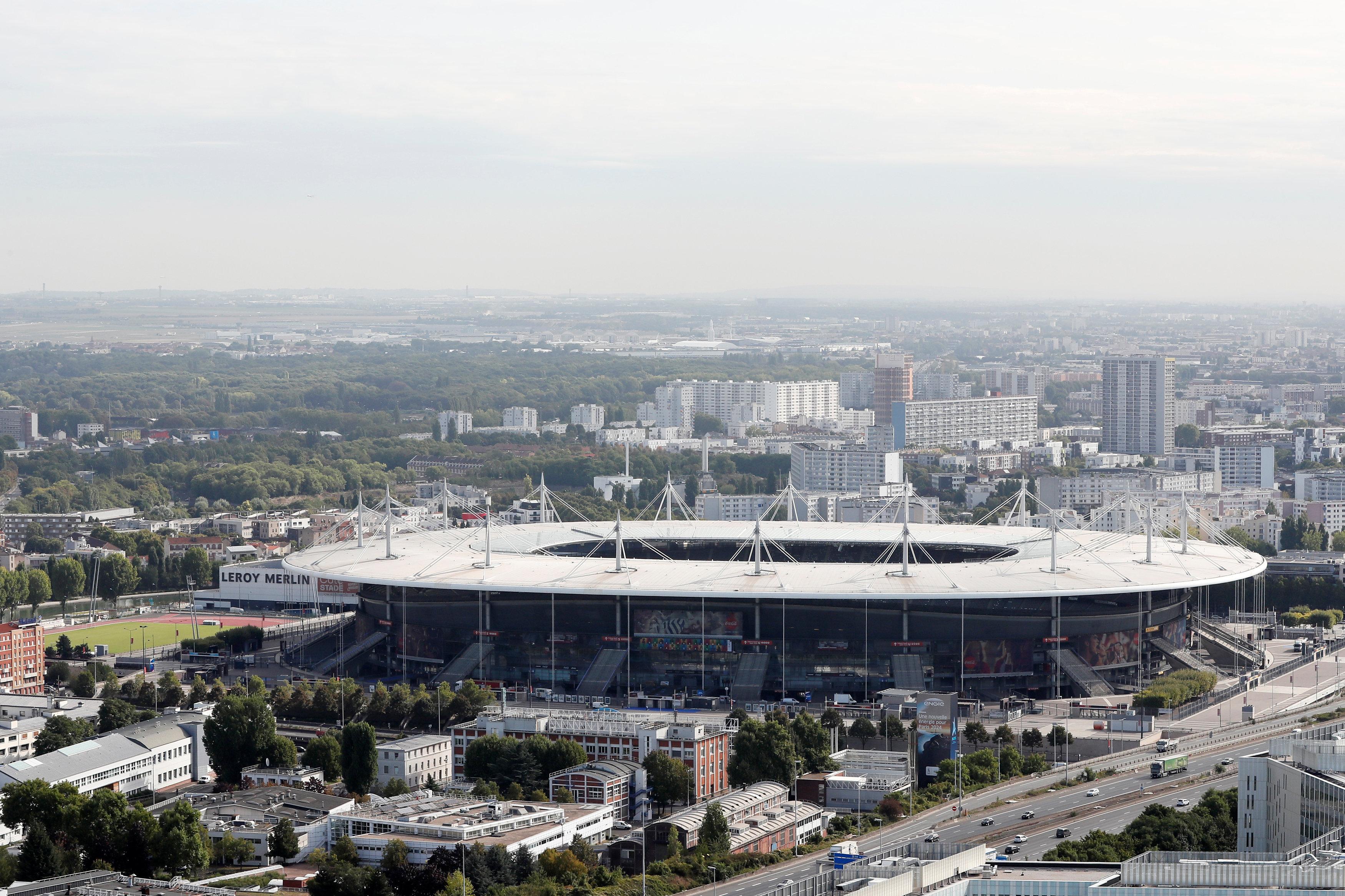Football - Le Sénat s'interroge sur l'avenir du Stade de France