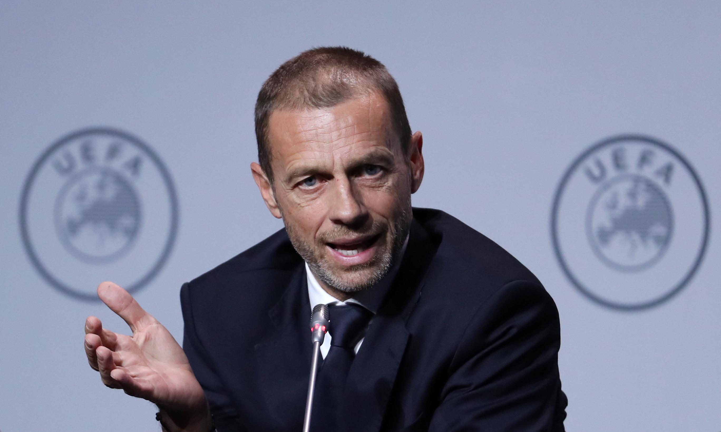 Football - Ligue des Champions, Ligue Europa, Euro, l'Uefa à l'heure des choix