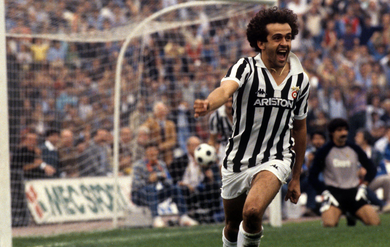 Football - Michel Platini fête ses 65 ans : ses plus beaux buts avec la Juventus Turin