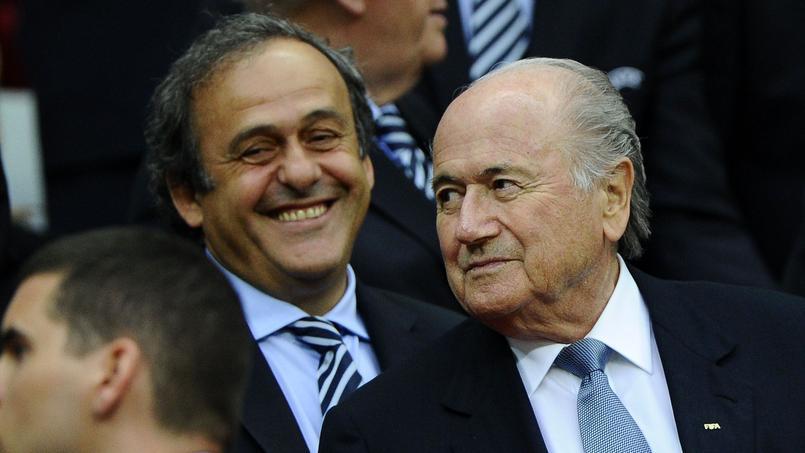 Football - Mis en cause dans une enquête, l'ex-président de la Fifa charge Platini et Sarkozy