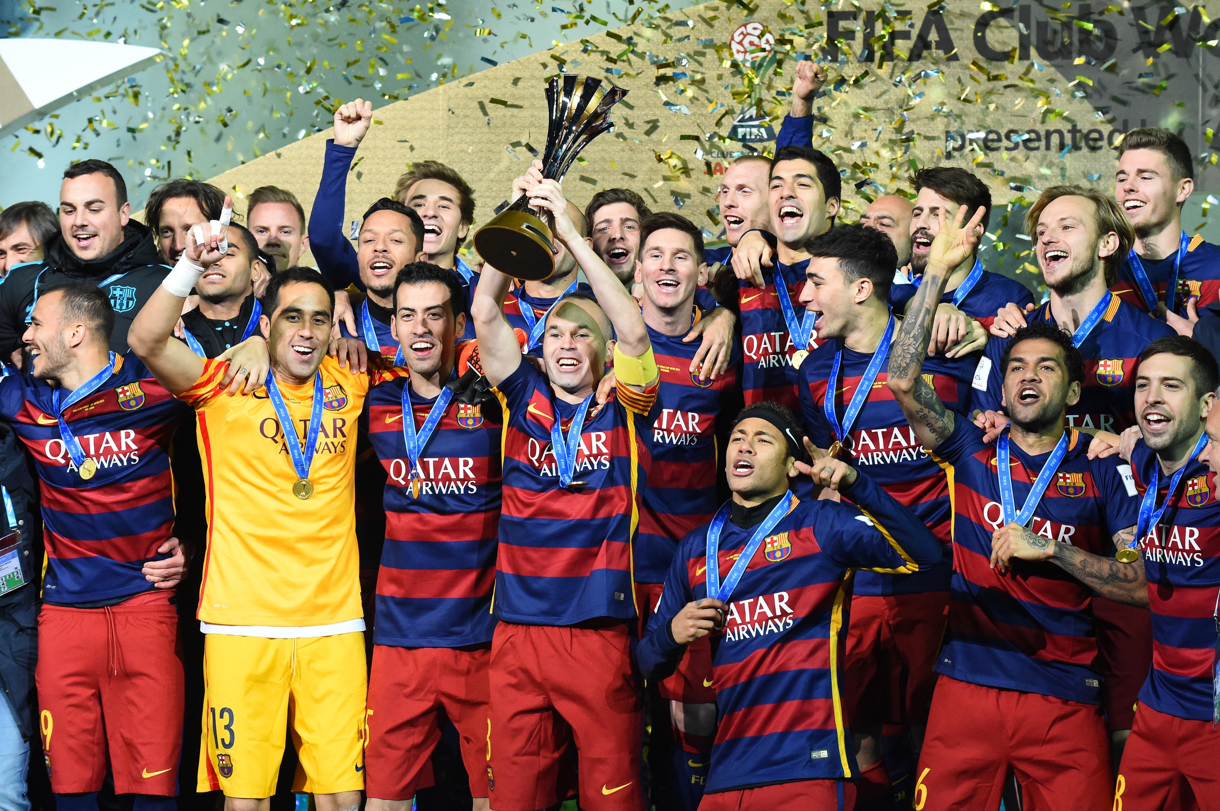 Mondial des clubs qui succ dera au fc barcelone football - Coupe du monde de handball 2015 calendrier ...