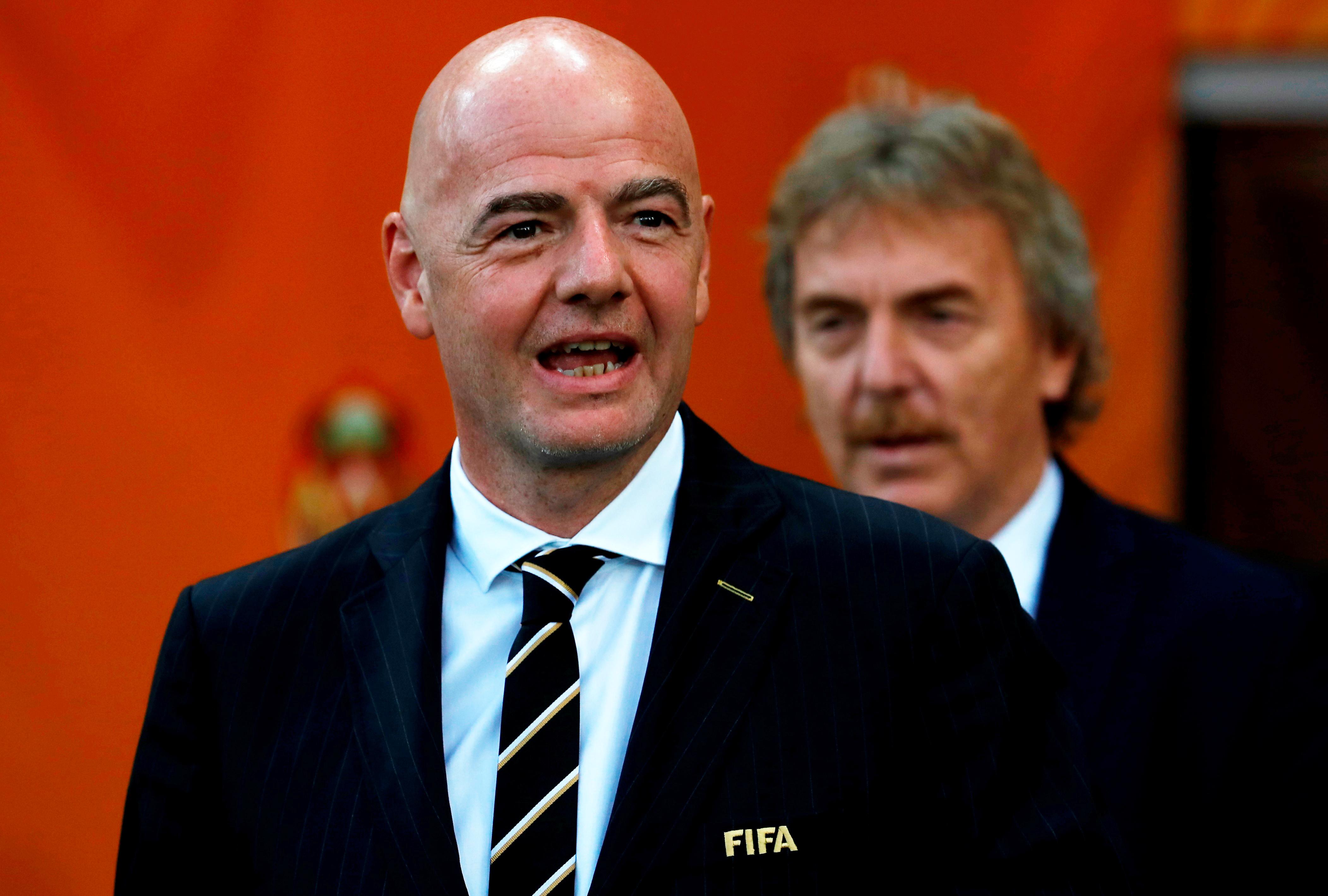 Football - La Chine acueillera la nouvelle formule de la Coupe du monde des clubs en 2021