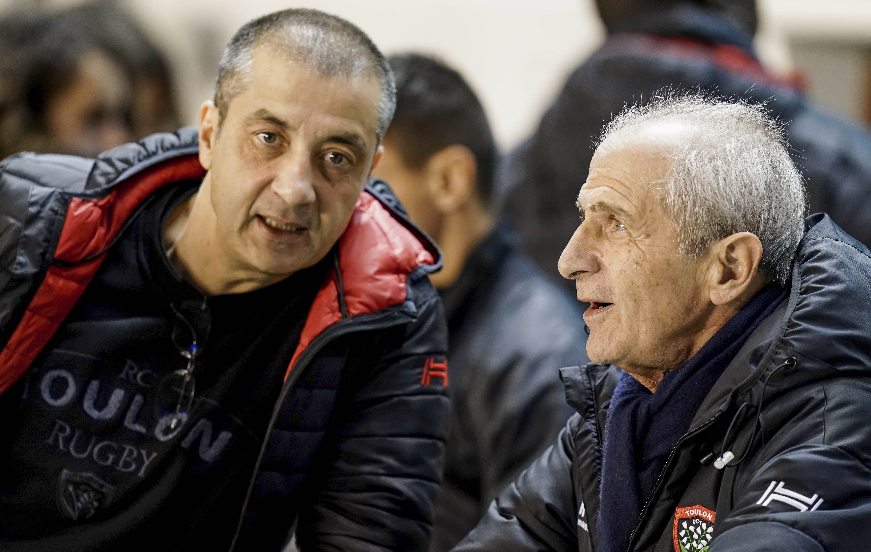 Football - Rachat du Sporting Toulon : Boudjellal et Joye se donnent «une semaine pour trouver un accord»