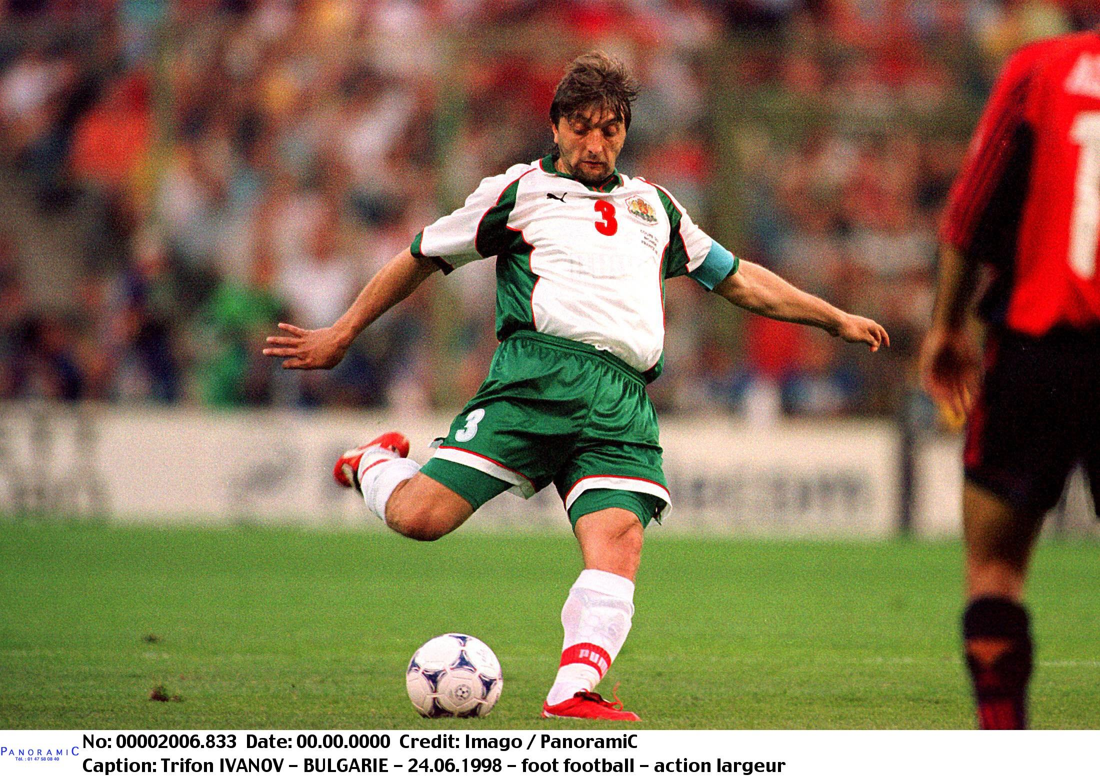 Football - Trifon Ivanov, légende du foot bulgare, est décédé
