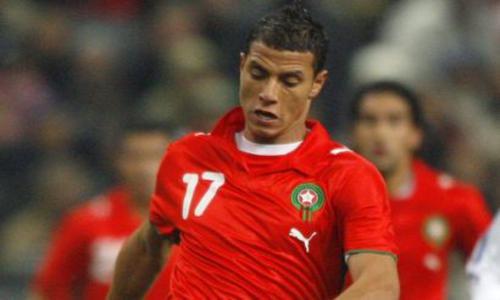 Chamakh marque contre le Bénin