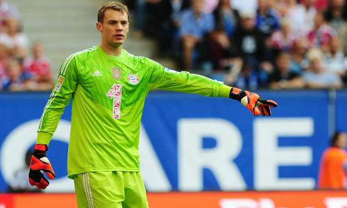 Neuer successeur de Yachine ? - Fifa Ballon d'Or  - Football -
