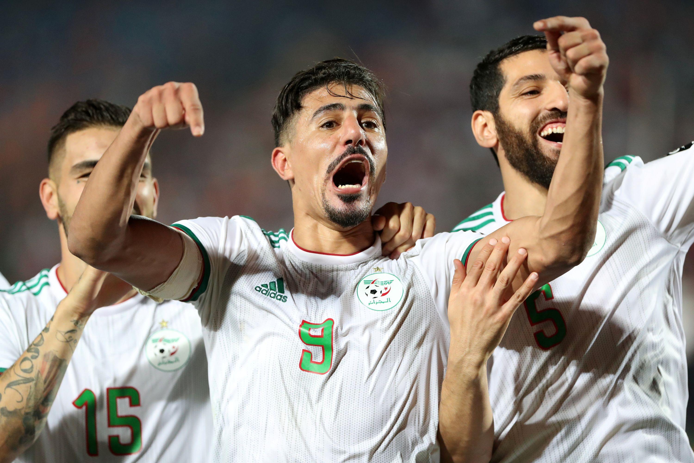 Football - CAN - CAN 2019 : Bounedjah, le réveil magique de la machine à buts algérienne