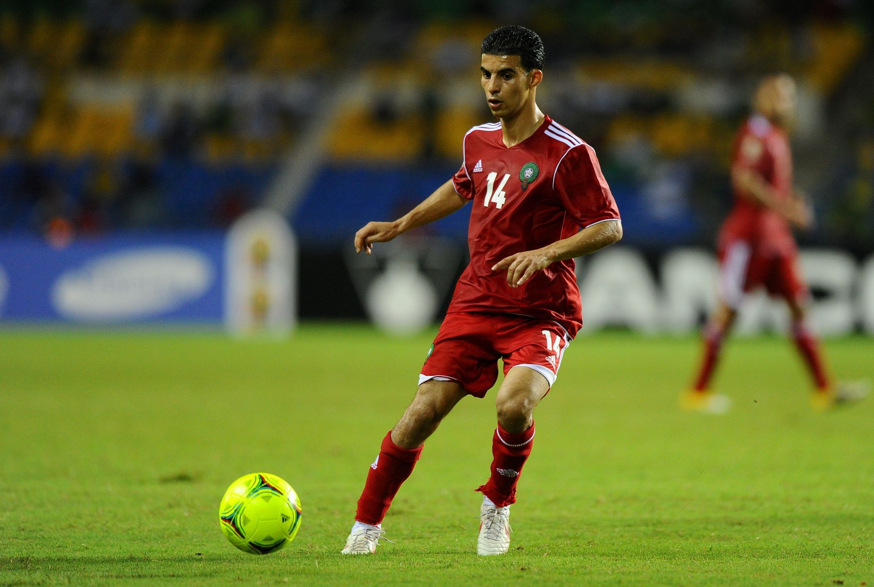 Football - CAN - Congo-Maroc en direct