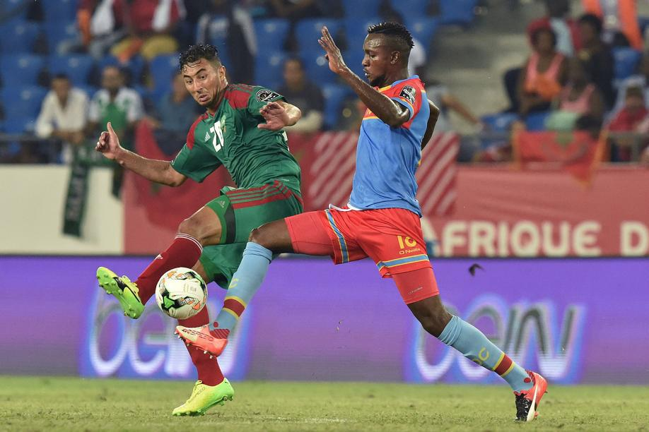 Football - CAN - CAN : le Congo surprend le Maroc