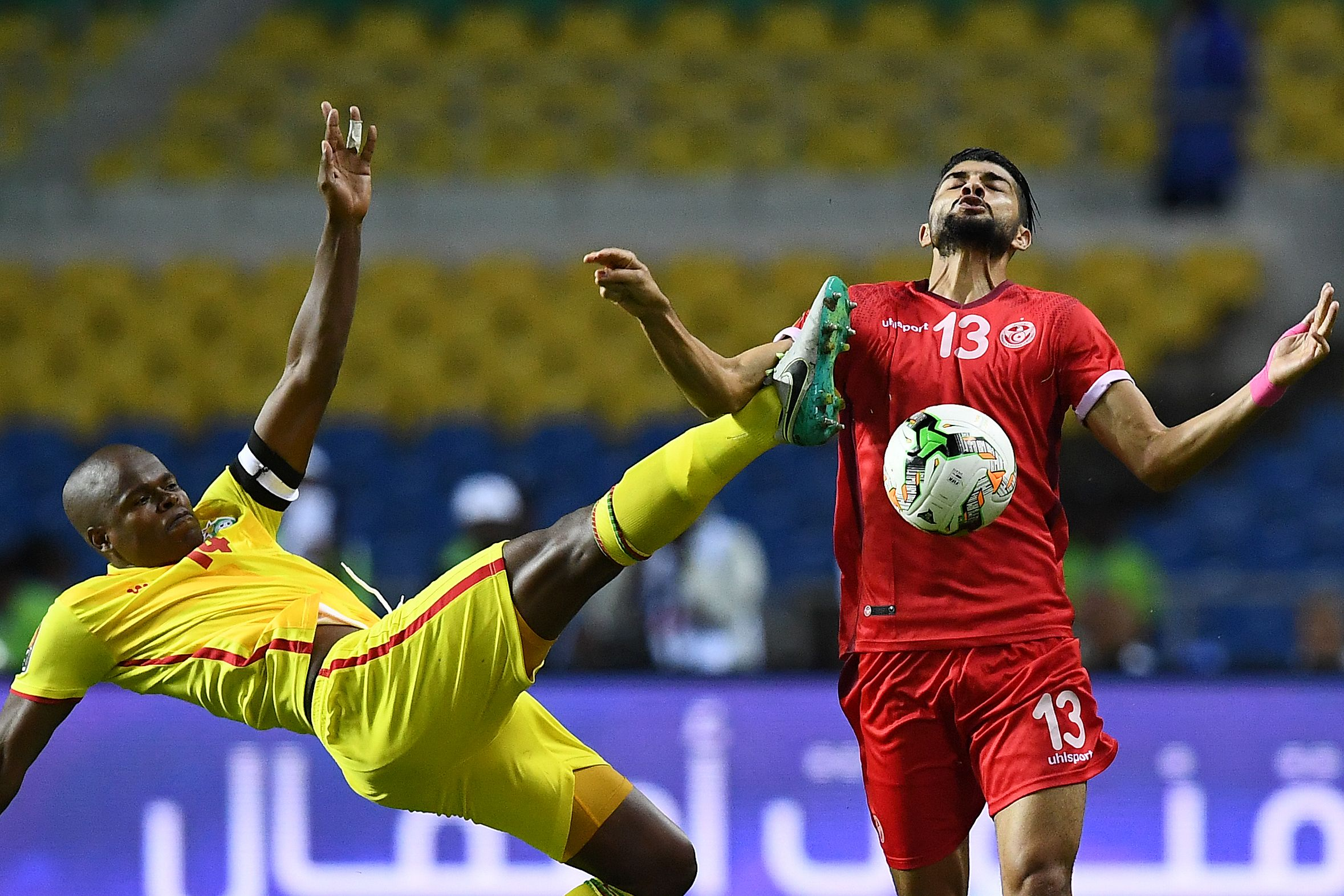 Football - CAN - Tunisie-Zimbabwe en DIRECT