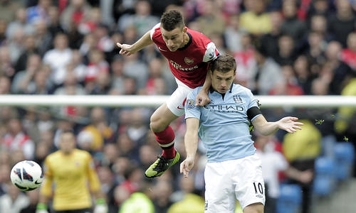 Manchester City-Arsenal