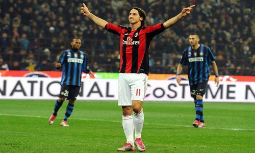 Un derby pour le Scudetto - Italie - Etranger - Football -
