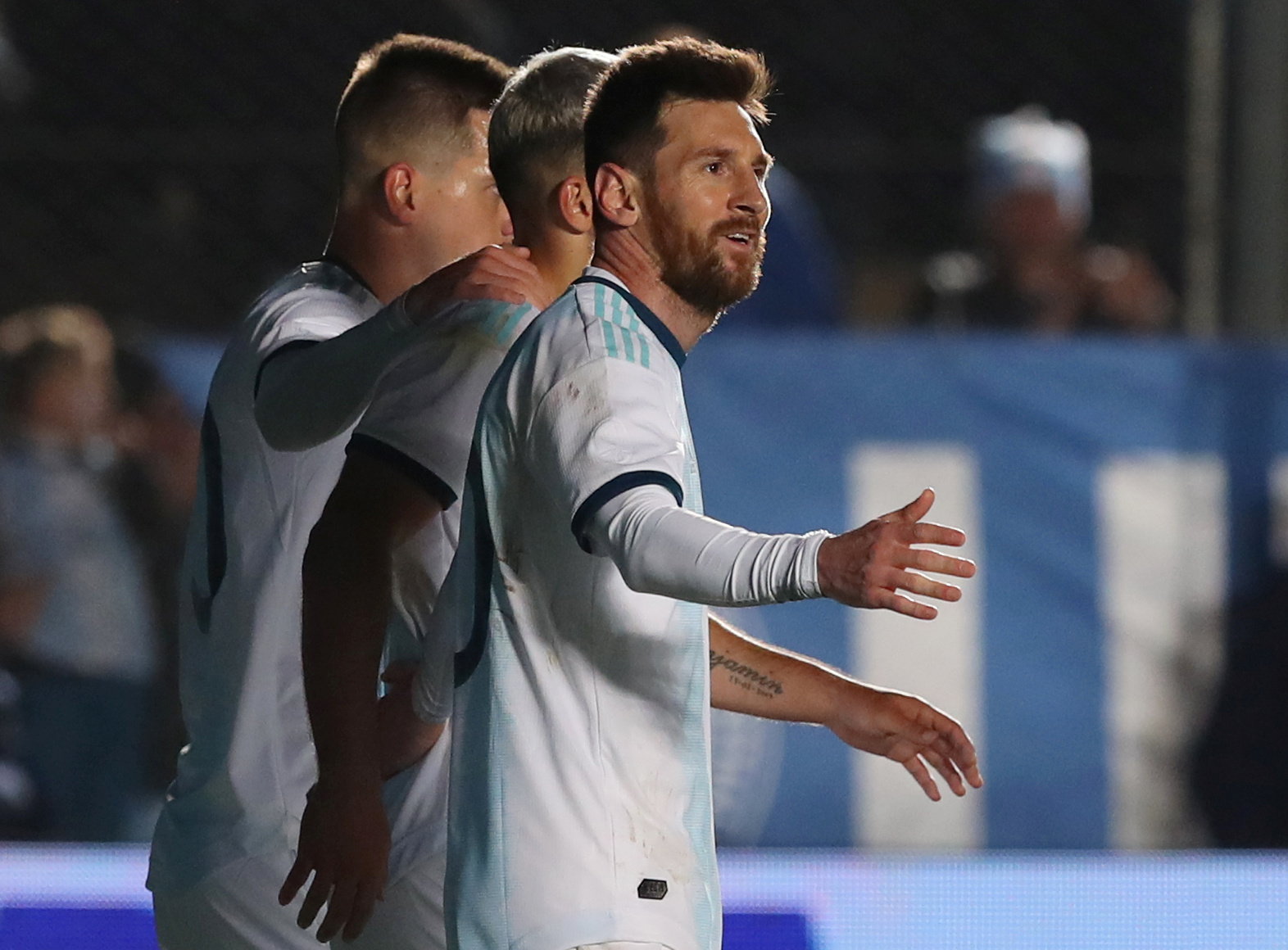 Football - Copa America - Copa America : Messi veut mettre fin à sa malédiction