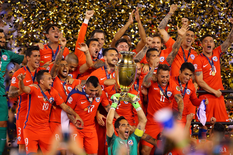 Football - Copa America - Le Chili prolonge le cauchemar de l'Argentine et de Messi